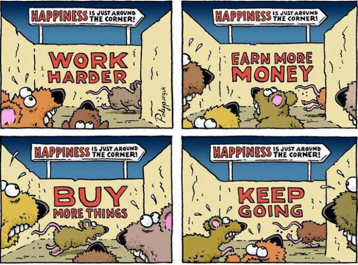 How to Get Out of the Rat Race in 18 Months or Less – Follow These 5 Steps